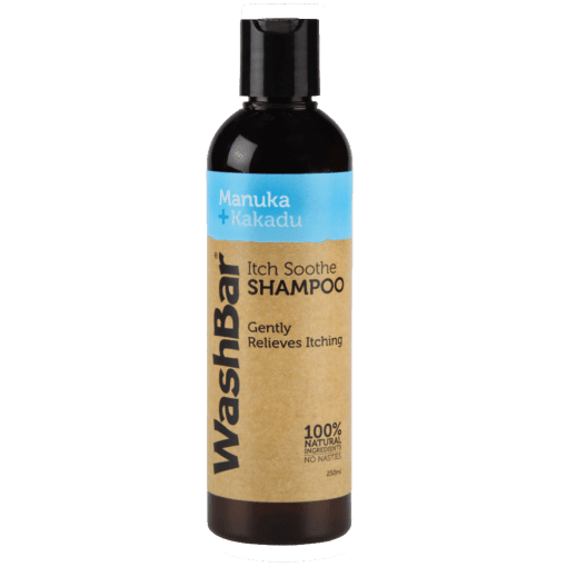 WashBar itchi shampoo front
