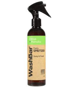 WashBar Citrus Manuka spray