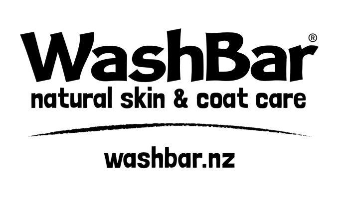 WashBar website stack with logo(r)