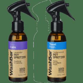 Washbar spray reisformaat