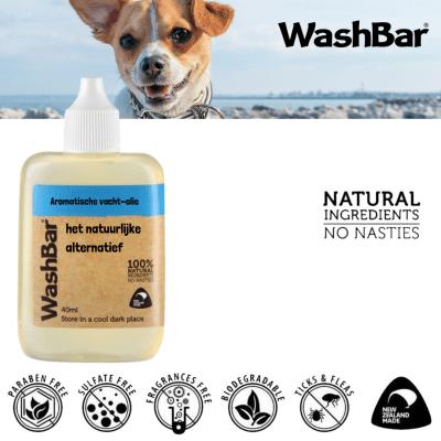 WashBar vacht- olie