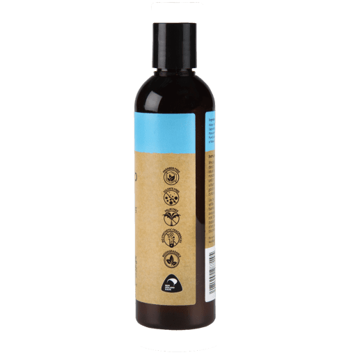 WashBar itchi shampoo icom