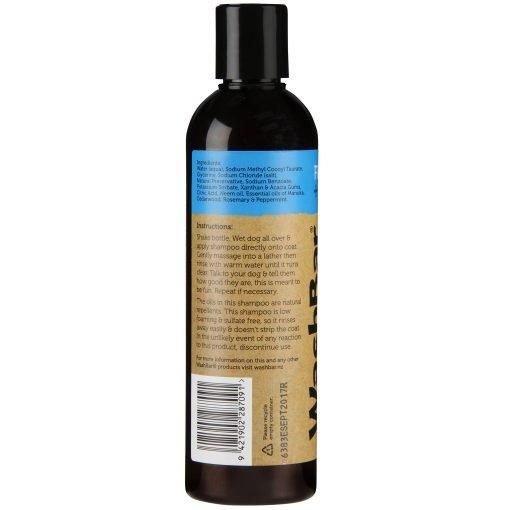 WashBar neem Fresh shampoo back