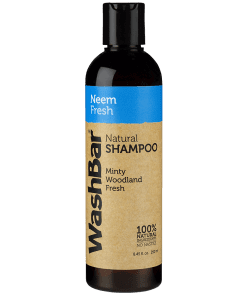 WashBar neem Fresh shampoo front