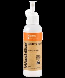 Washbar Mighty Mite spray